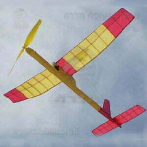 טיסנים עם מנוע גומי